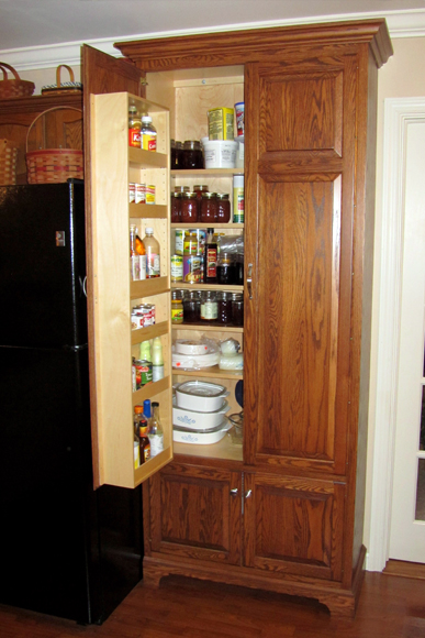 Pantry Hutch Cabinet With Kitchen Upgrade: Whatus Old Is New And Whatus New  Is Old