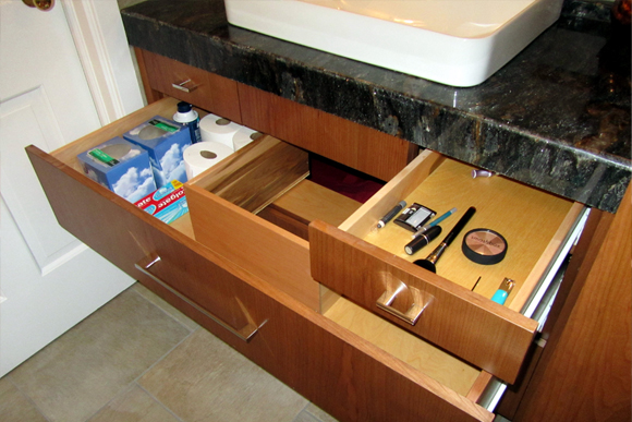 Custom cabinet work Wayne